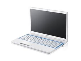 Samsung NP300V5A-S04HU notebook, modrý + Windows 7 OS