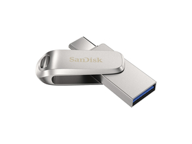 SanDisk Dual Drive Luxe 256GB USB Type-C pendrive (186465)