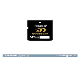 SanDisk XD Picture Card 512MB