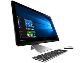 Asus Touch  ZN241ICGK-RA105T All in One PC + Windows® 10, šedý