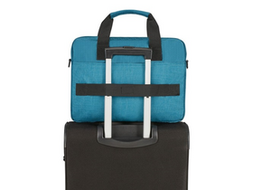 "Samsonite 14.1"" Sideways 2.0 notebook tok, kék"