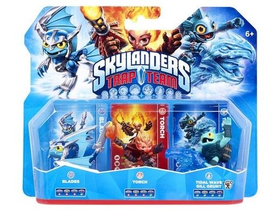 Skylanders Trap Team Triple Pack 2(Multi)