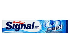 Signal Deep Fresh Aquamint zubná pasta (75ml)