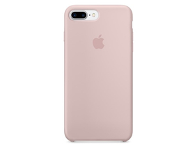 Husa silicon Apple iPhone 7 Plus, Pink Sand (mmt02zm/a)