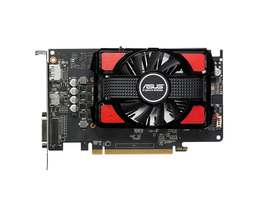 Placa video Asus AMD RX 550 2GB DDR5 - RX550-2G