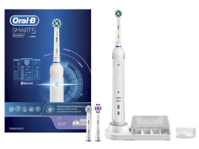 Oral-B SMART 5 elektromos fogkefe CrossAction fejjel
