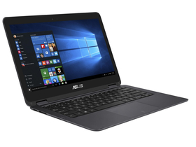 "Asus Zenbook UX360CA-C4131T 13,3"" notebook, szürke + Windows10"