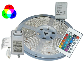 Global KIT-5050-30D-RGB Led trak