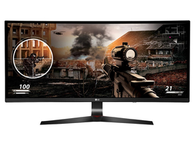 "LG 34UC79G 34"" IPS 21:9 Ívelt LED Monitor"