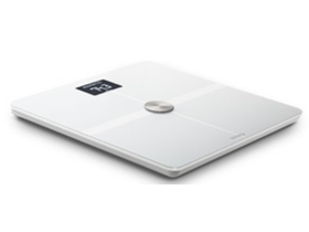 Withings Body pametna tehtnica, bela