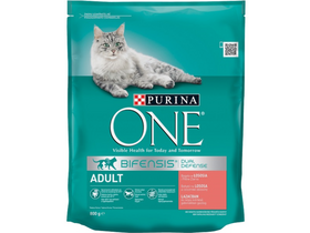 Purina One Adult losos (800g)