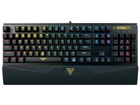 Tastatura mechanica gamer Gamdias HERMES P1 (tastatura layout HU)