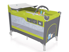 Patut pliabil Baby Design Dream , verde