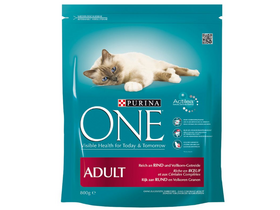 Purina One Adult hovězí (800g)