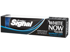 Signal White Now Men Super Pure zubná pasta (75ml)