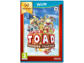 Joc software Captain Toad: Treasure Tracker Select WiiU