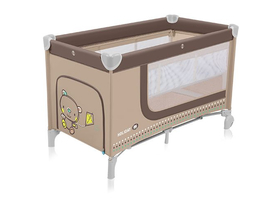 Patut pliabil Baby Design Holiday, beige