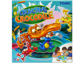 Tomy: Crunching Crocodile