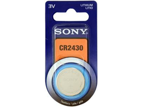 Sony CR2430  litij ion baterija