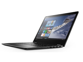 "Lenovo YOGA 510-80VB0047HV 14"" notebook, fekete + Windows10"