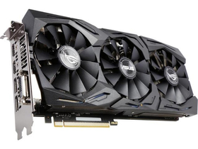 Card video Asus nVidia GTX 1070 8GB GDDR5 - STRIX-GTX1070-8G-GAMING