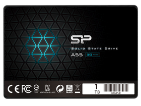 "Silicon Power SATA 2,5"" 1TB A55 SSD (SP001TBSS3A55S25)"