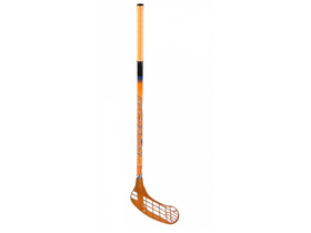 Floorball grippes senior űtő Eurostic Force One Orange 95/106 cm, narancs