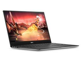 "Dell Xps 13 9360_222191 13,3"" notebook, szürke + Windows10"