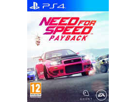 Need For Speed Payback PS4 hra
