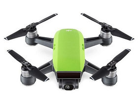 DJI SPARK Fly More Combo dron, zelena
