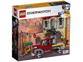 LEGO® Overwatch 75972  Dorado Showdown
