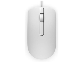 Mouse Dell MS116 (570-AAIP), alb