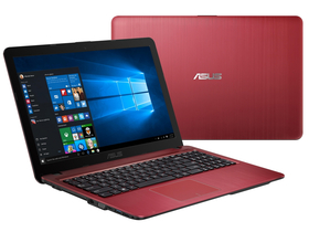 Notebook Asus X540LJ-XX108D, Red