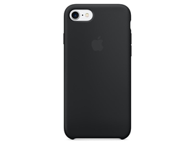 Toc silicon Apple iPhone 7, negru (mmw82zm/a)