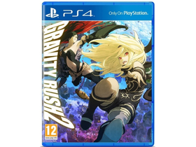 Gravity Rush 2 PS4 VR hra
