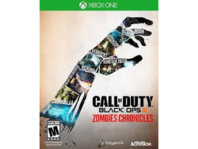 Call of Duty Black Ops 3 - Zombies Chronicles Edition Xbox One hrací softvér