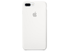Husa silicon Apple  iPhone 7 Plus, white (mmqt2zm/a)