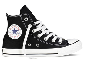 Converse Chuck Taylor All Star superge, črne (EUR 43)