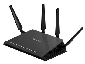Router wifi Netgear Nighthawk X4S R7800 AC2600 Dula Band Smart