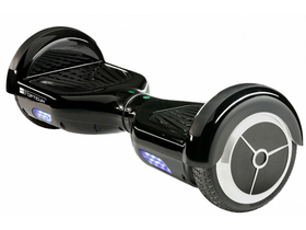 GoBoard Smart Balance Opticum Wheels 6,5 colos, fekete