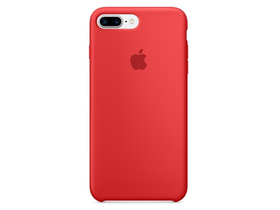 Husa silicon Apple iPhone 7 Plus, PRODUCT(RED) (mmqv2zm/a)