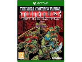 Teenage Mutant Ninja Turtles: Mutants in Manhattan Xbox One