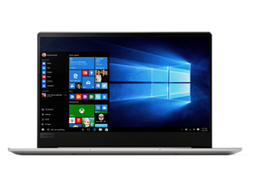 "Laptop Lenovo IdeaPad720S-14IKBR 81BD003THV 14"" + Windows 10 Home, layout tastaura HU, argint"