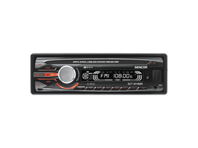 Sencor SCT 3018MR Auto radio s USB/SD/MMC-om