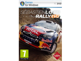 Sébastien Loeb Rally EVO PC igra