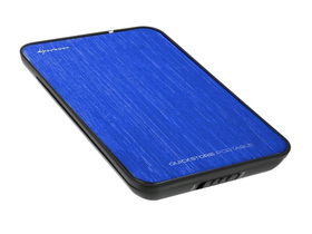 "Carcasă HDD Sharkoon QuickStore Portable 2,5"" albastru (4044951009923)"