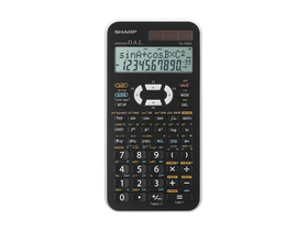 "Calculator SHARP ""EL-506X"" , alb"