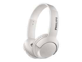 Casti Philips SHB3075WT Bluetooth, alb