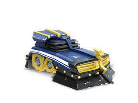Skylanders SuperChargers Vehicles Shield Striker vozilo W3 (Multi)