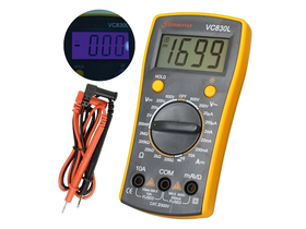 Sma VC 830L digitaler Multimeter